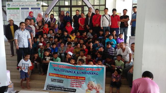 Program Khatan Pada Cuti Sekolah 2015 Sunathome2u Com